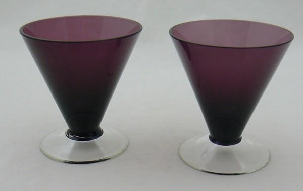 KRISTALUNIE CARNAVAL GLASS