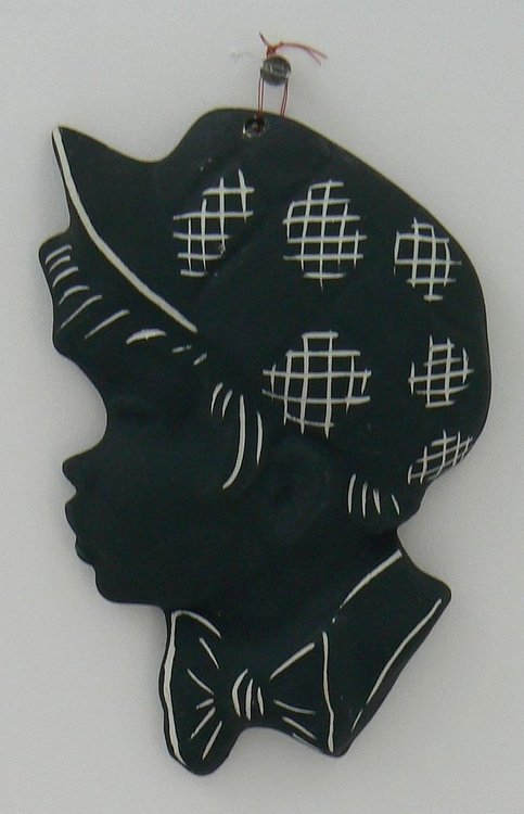 RETRO WALL MASK