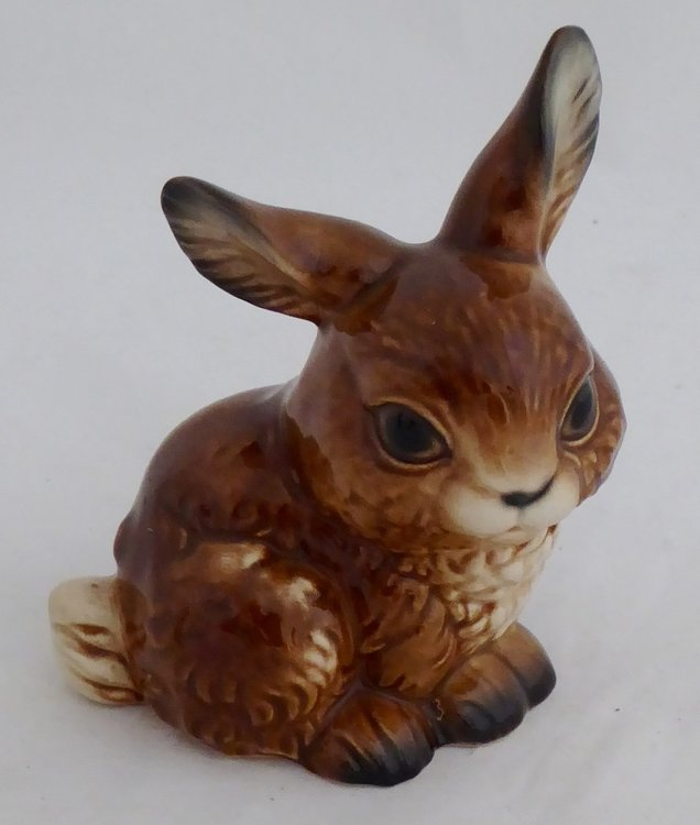 GOEBEL PORCELAIN RABBIT