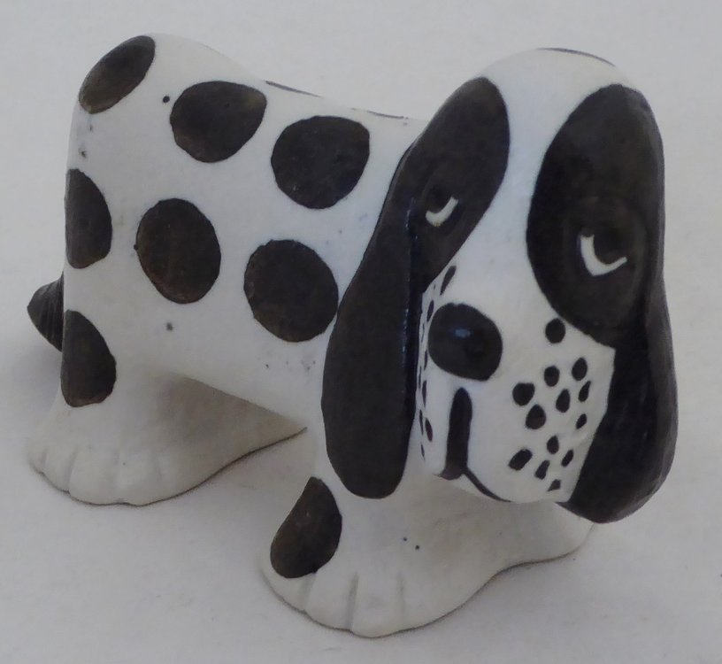 LISA LARSON GUSTAVSBERG DOG SPANIEL