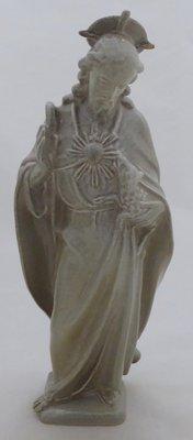 GOUDA PLAZUID SCULPTURE LAMB-GOD HANS MENGELBERG