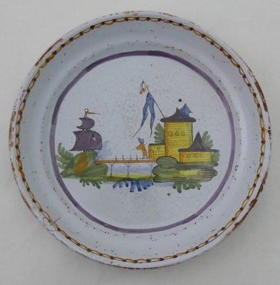 DELFT ANTIQUE BOWL