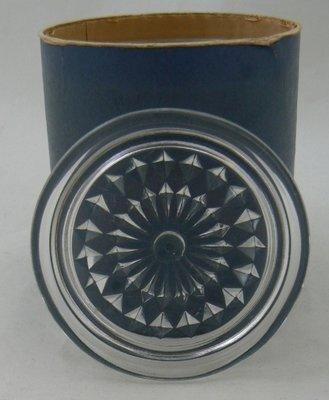 LEERDAM GLAS 12 COASTERS