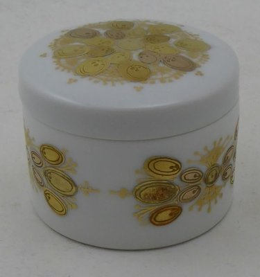 ROSENTHAL BOX WITH LID