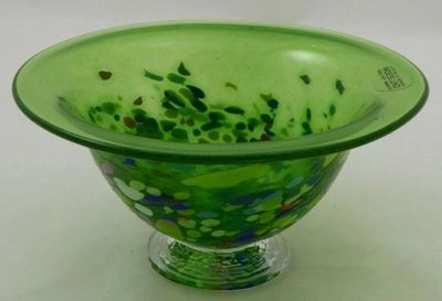 MOESLUND GLASS BOWL
