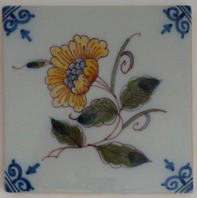 MAKKUM TILE FLOWER
