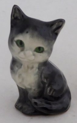 GOEBEL PORCELAIN CAT