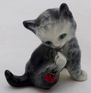 GOEBEL PORCELAIN CAT