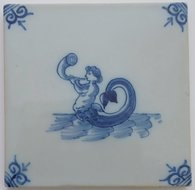 MAKKUM TILE SEA CREATURE